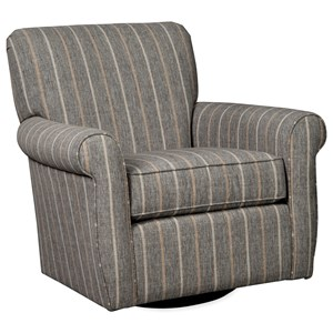 Craftmaster 075610-075710 Swivel Glider Chair