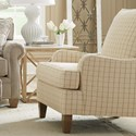 Craftmaster 080410 Chair - Item Number: 080410-STRIATO-10