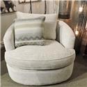 Craftmaster 085710 Swivel Chair - Item Number: 085710BDSC-Lane-10