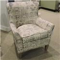 Craftmaster 091310 Accent Chair - Item Number: 091310BD TAZLINA 23