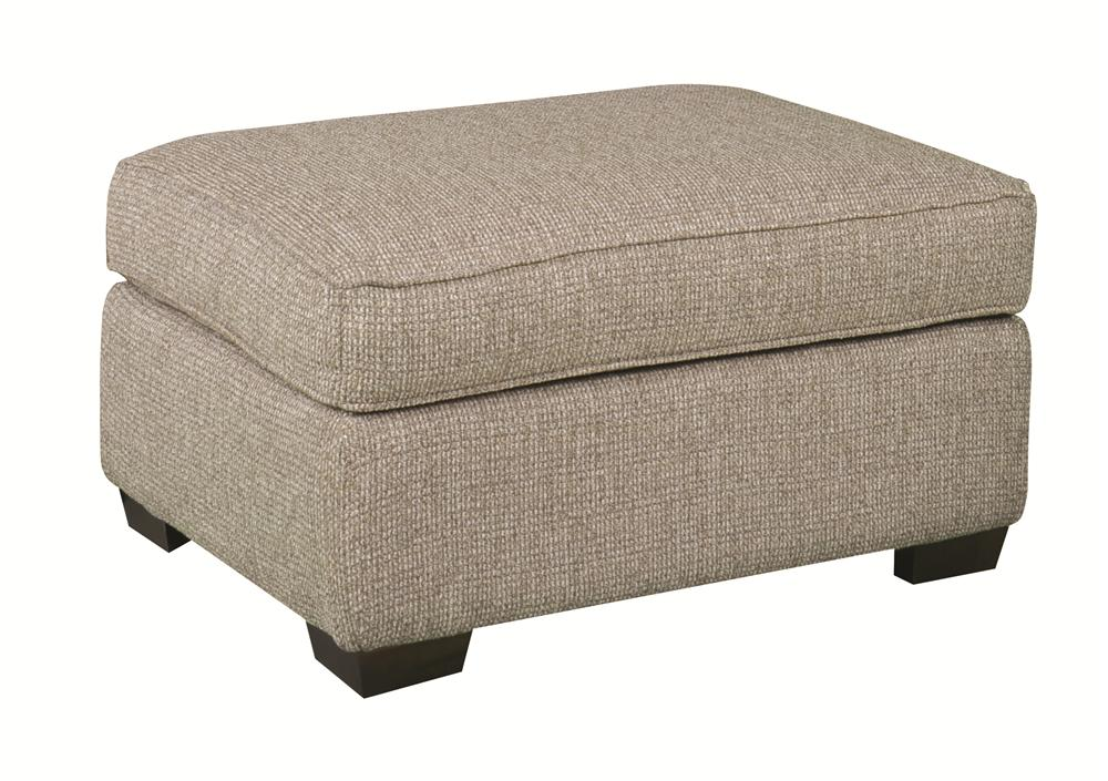 Morris Home Furnishings Betsy Betsy Ottoman - Item Number: 116859248