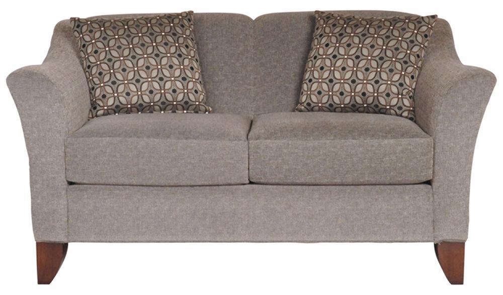 Morris Home Furnishings Andrew Andrew Loveseat - Item Number: 104140176