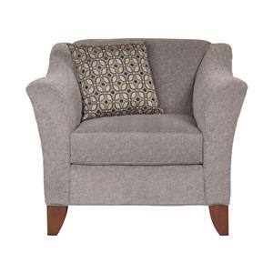 Morris Home Furnishings Andrew Andrew Chair