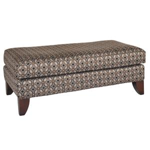 Morris Home Furnishings Andrew Andrew Cocktail Ottoman