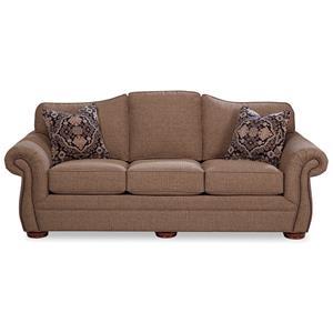 Sofa w/ Small Dark Brass Nails
