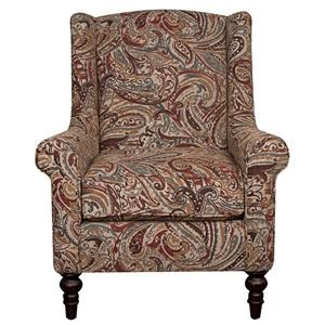 Morris Home Furnishings Rosemary Rosemary Accent Chair