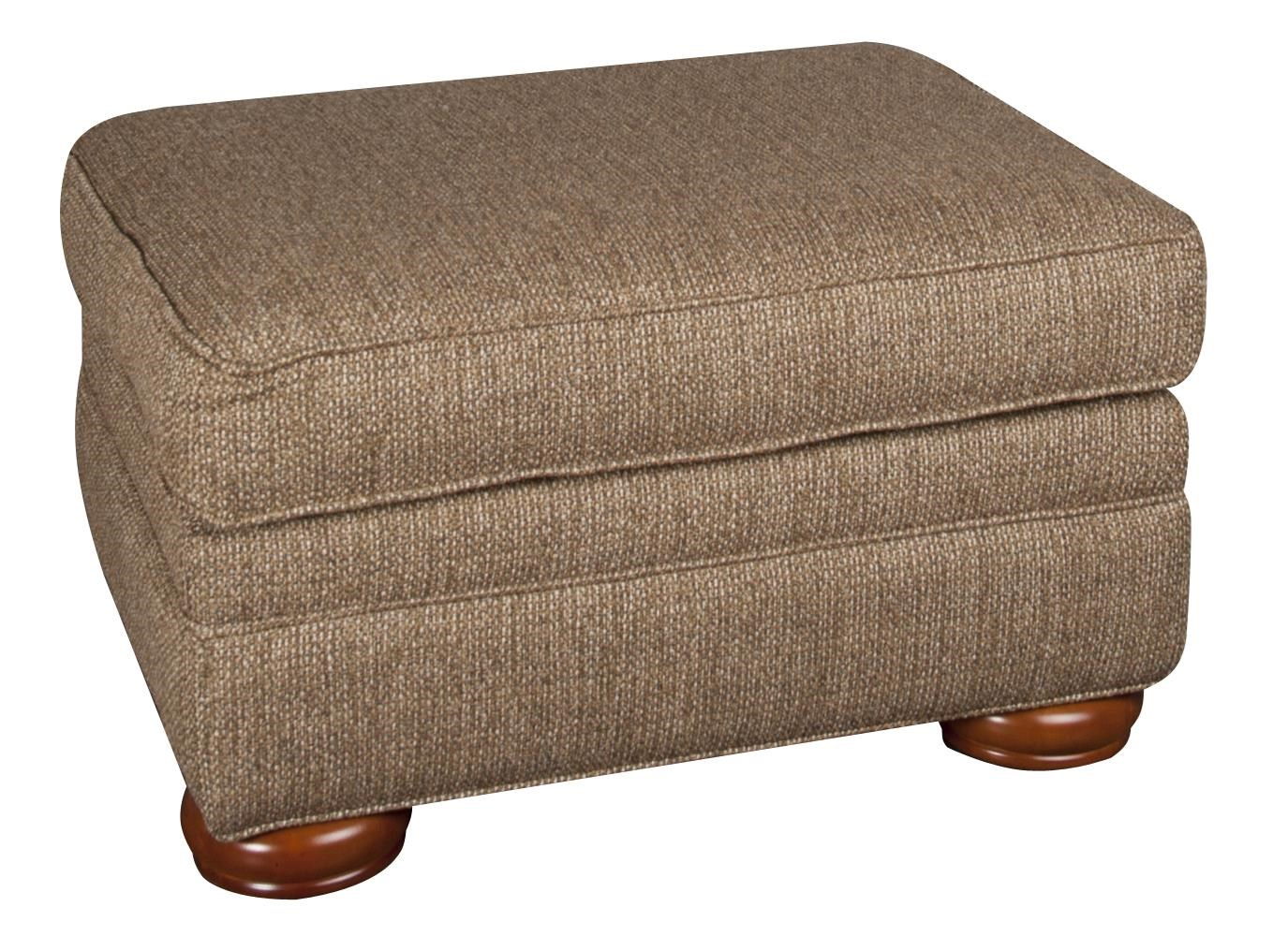 Morris Home Furnishings Rosemary Rosemary Ottoman - Item Number: 116203223