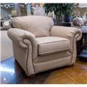 Craftmaster Somerset Chair - Item Number: 268510-BEANTOWN-10