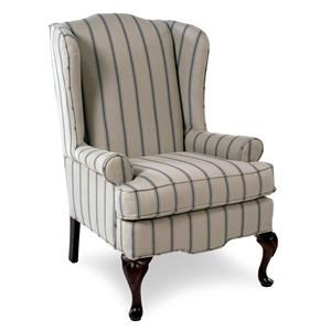 Cozy Life Audrey Upholstered Wing Chair
