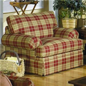 Cozy Life 4550 Upholstered Stationary Chair