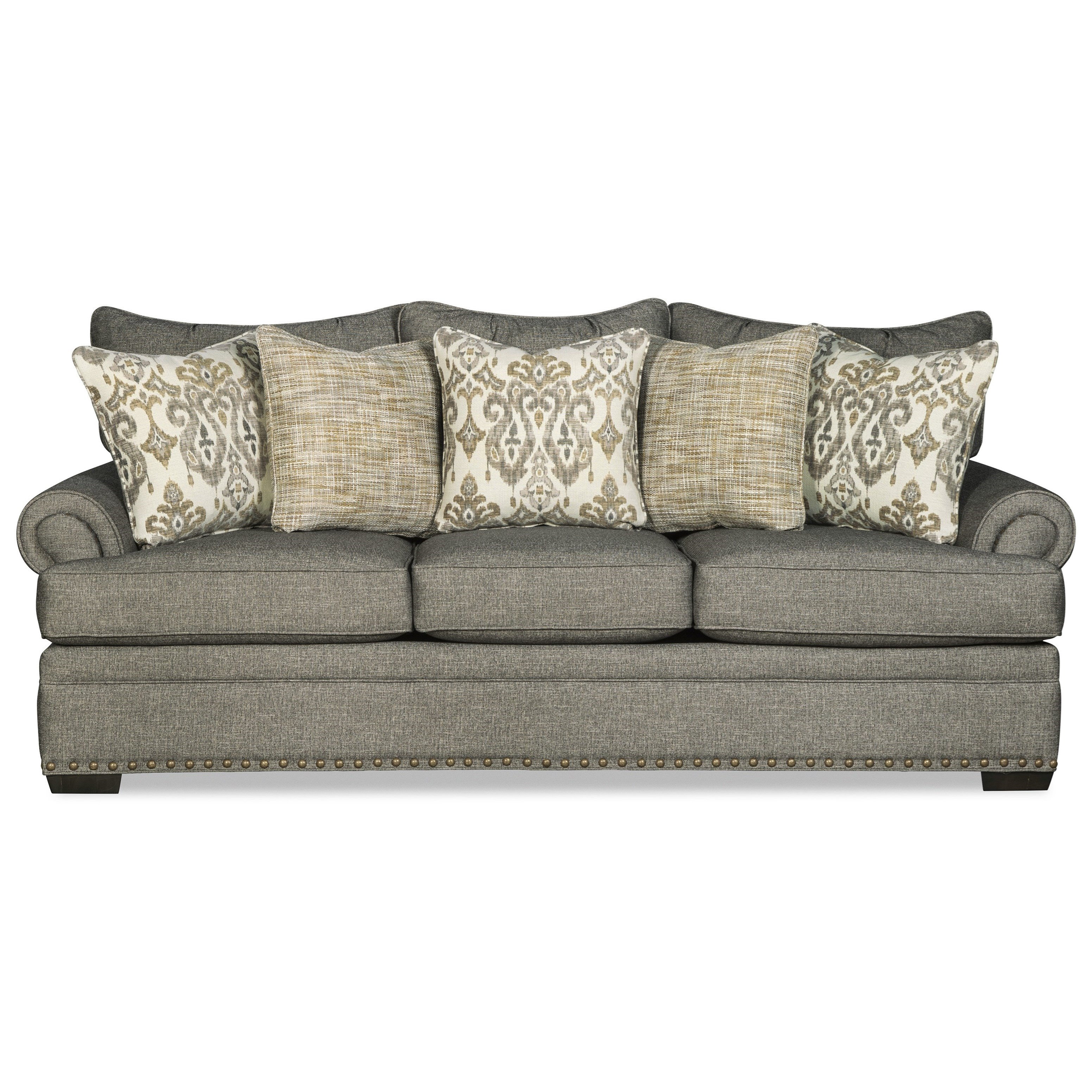701650 Sofa by Hickory Craft at Godby Home Furnishings