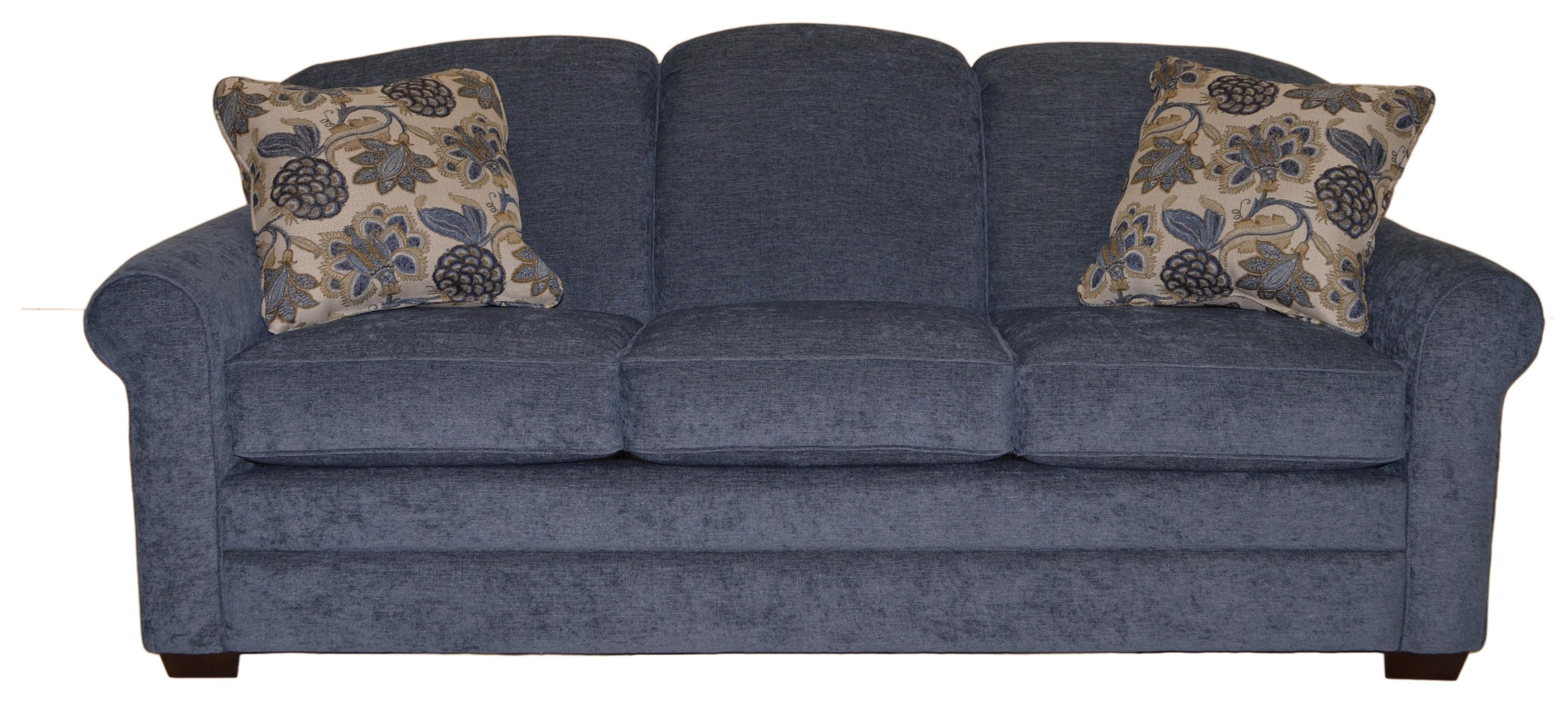 7185 Sofa by Hickory Craft at Godby Home Furnishings