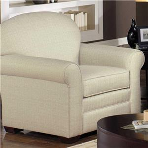 Craftmaster 7185 Upholstered Chair