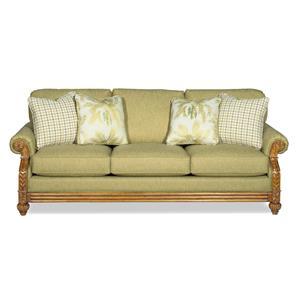 Cozy Life 722950 Casual Sofa Sleeper w/ Memory Foam Mattress