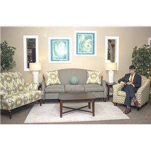 Craftmaster 728650 Transitional Living Room Group
