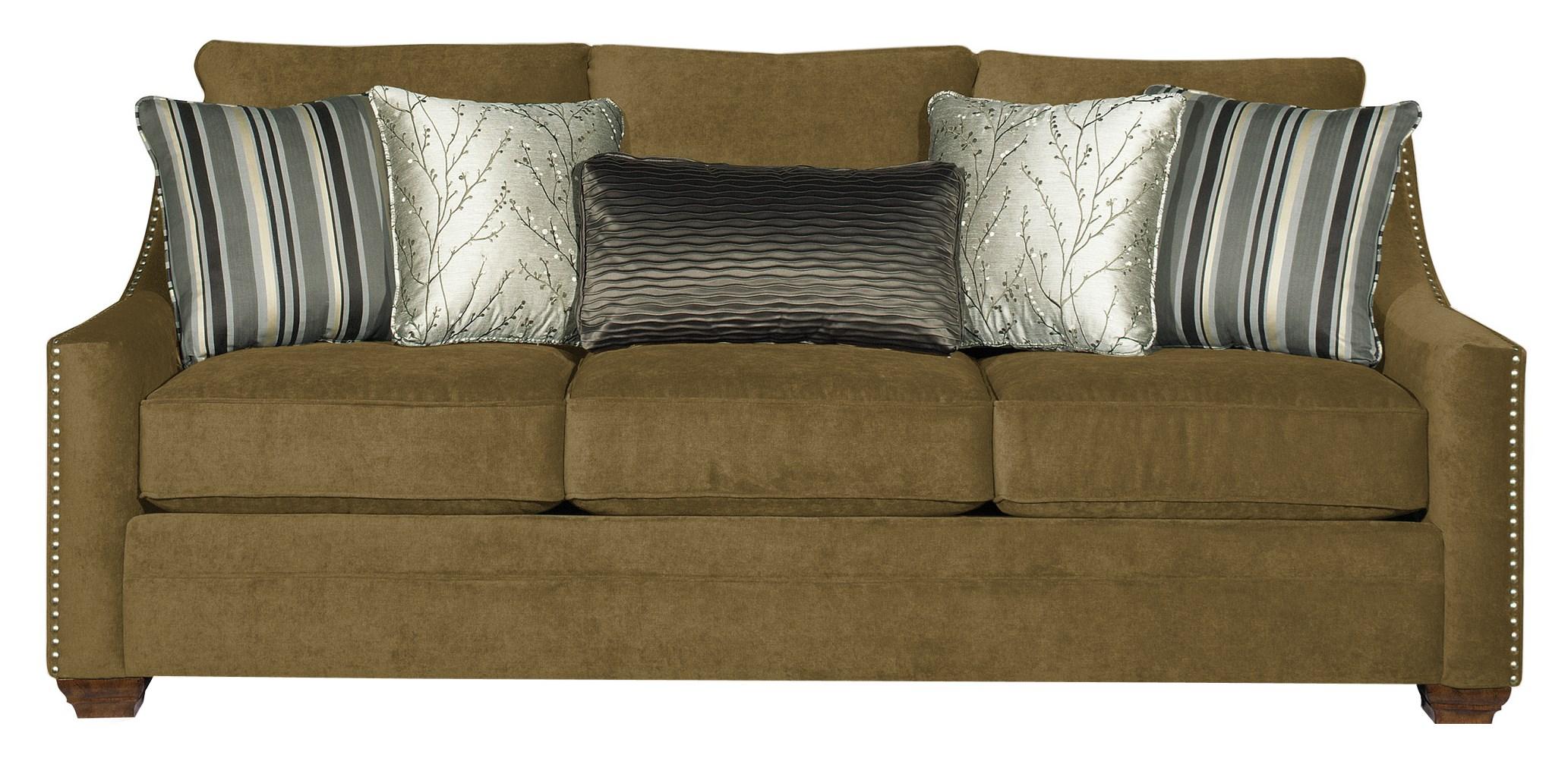 Craftmaster 7335 Sofa - Item Number: 733550-MONET-09