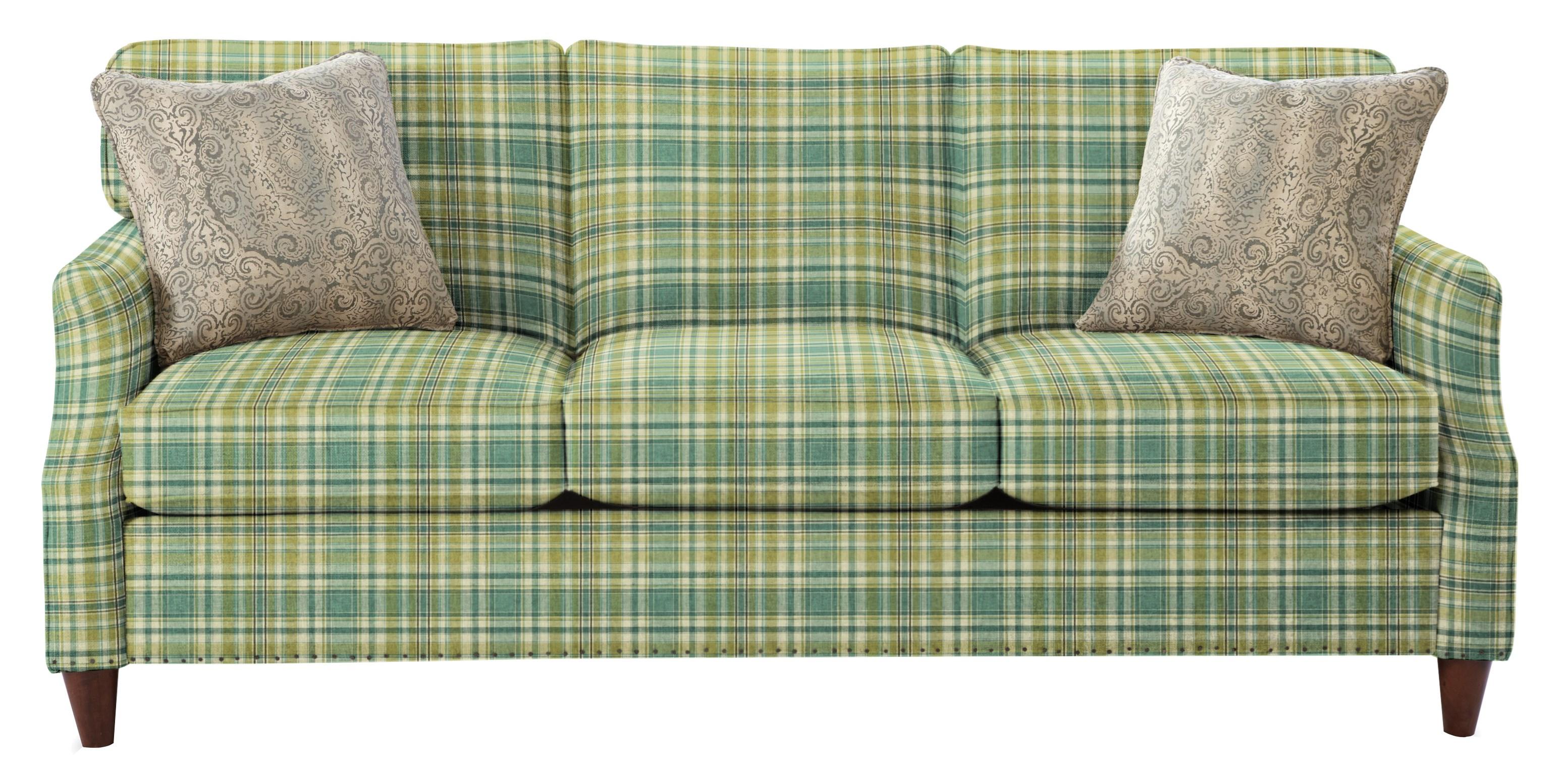 Craftmaster 7363 Sofa - Item Number: 736350-ABERNATHY-21