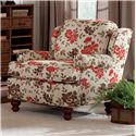 Craftmaster 7402 Chair - Item Number: 740210-TEA ROSE-26