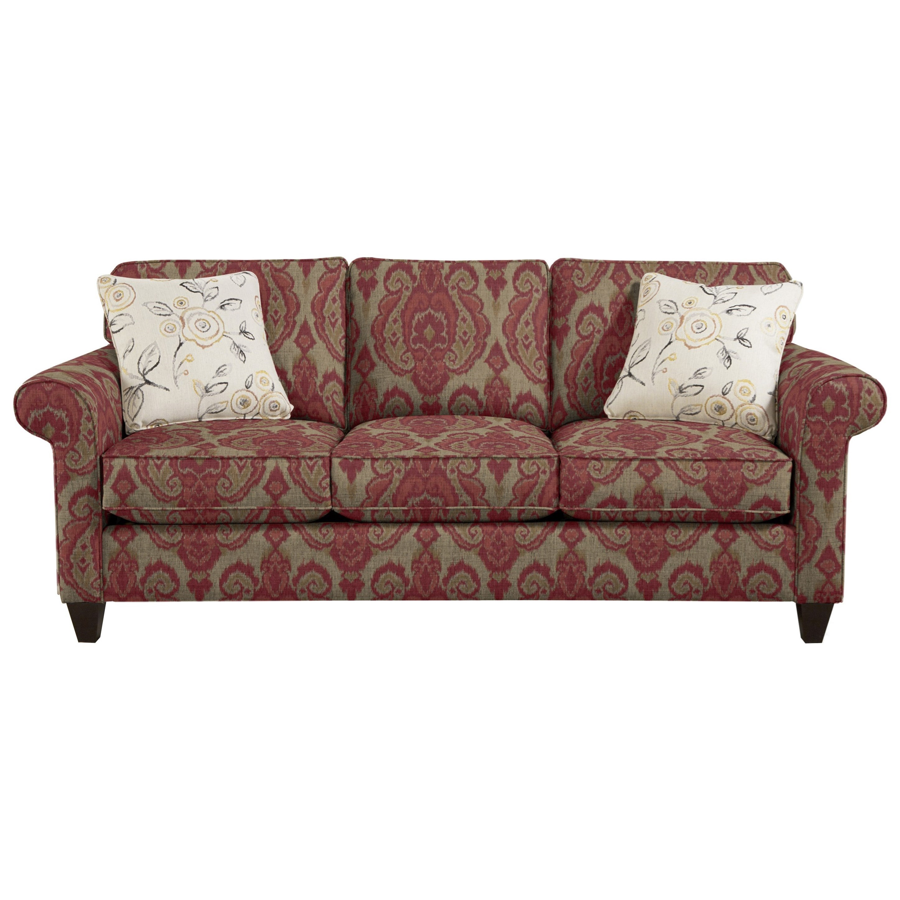 7421 Sofa by Craftmaster at Baer's Furniture