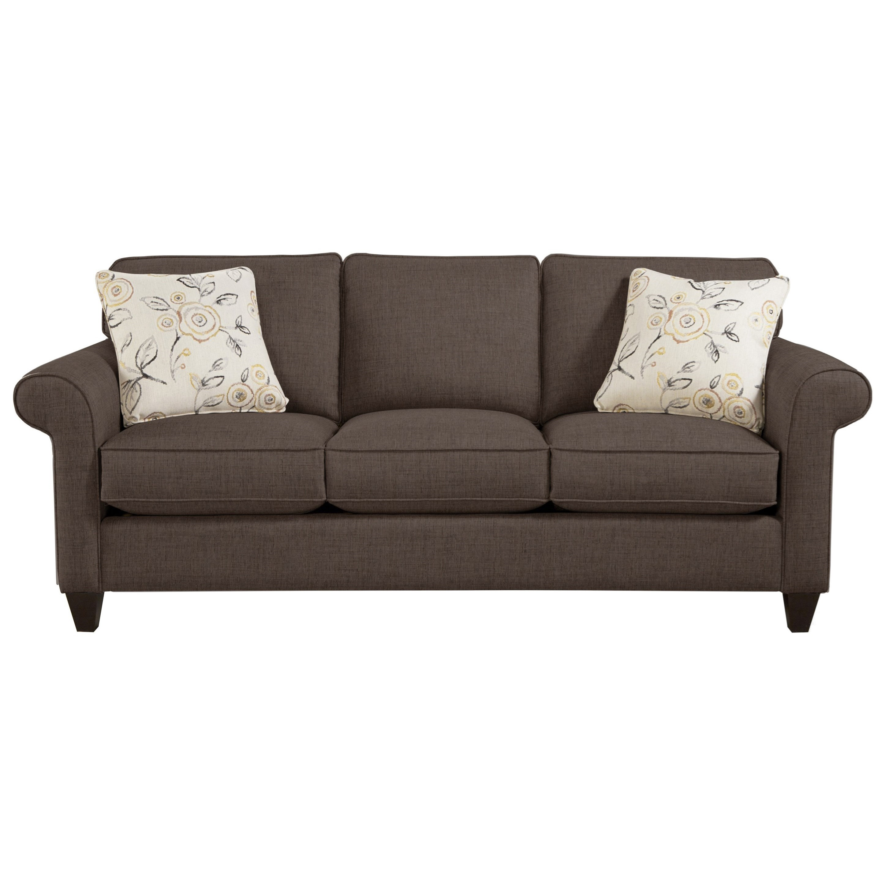 7421 Sofa by Craftmaster at Bullard Furniture