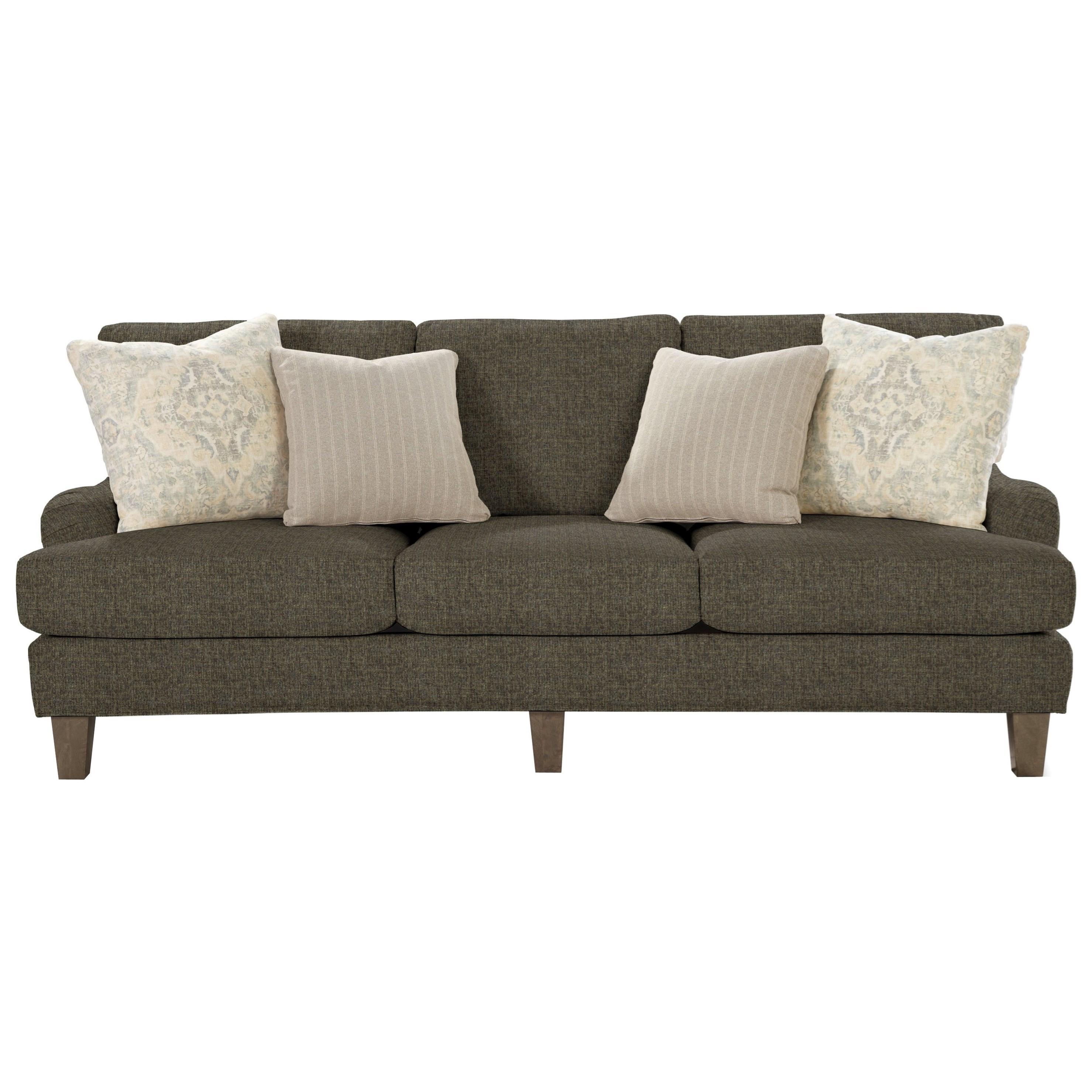 Craftmaster 7430 Sofa - Item Number: 743050-AUBURN-23