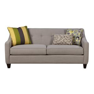 Cozy Life 748700 Sofa w/ Queen Memory Foam Sleeper