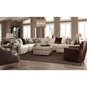 Craftmaster 751100 Living Room Group