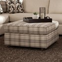 Craftmaster 751100 Storage Ottoman - Item Number: 751100S
