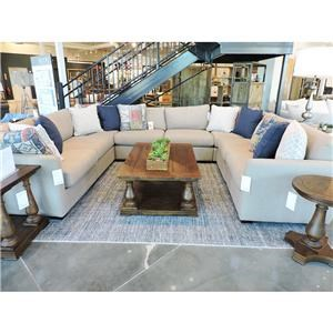 Pleasant Craftmaster Sectional Sofas In Washington Dc Northern Pabps2019 Chair Design Images Pabps2019Com