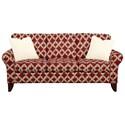 Craftmaster 7551 Sofa - Item Number: 755150-DECREE-26