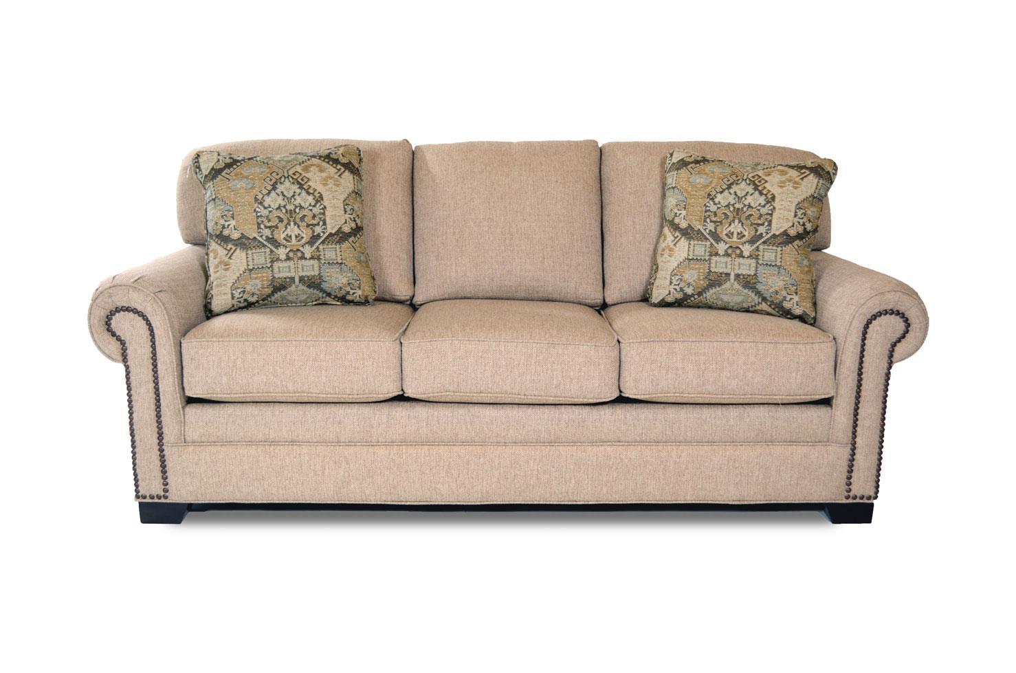 Craftmaster 756500 Sugarshack Sofa - Item Number: 756550 SUGARSHACK-12 HAWTHORNE-21