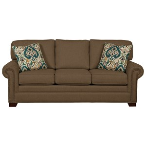 Craftmaster 7565 Sleeper Sofa