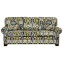 Cozy Life 756500 Queen Sleeper Sofa with Memory Foam Mattress - Item Number: 756550-98-BANDILINO-15