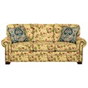 Cozy Life 756500 Queen Sleeper Sofa with Memory Foam Mattress - Item Number: 756550-98-BETH-02