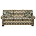 Cozy Life 756500 Queen Sleeper Sofa with Memory Foam Mattress - Item Number: 756550-98-KOSALA-41