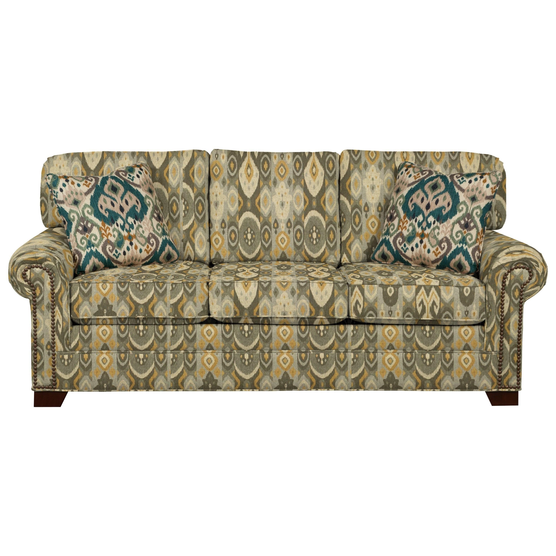 Craftmaster 7565 Sofa - Item Number: 756550-MALENKA-02