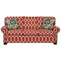 Craftmaster 7565 Sofa - Item Number: 756550-STRATHMORE-37