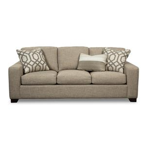 Craftmaster 758700 Memoryfoam Sleeper Sofa