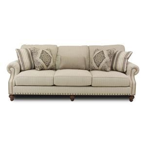 Hickory Craft Marion Traditional Sofa
