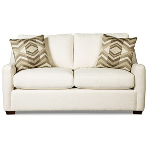 Craftmaster 7643 Loveseat