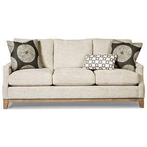 Craftmaster 765700-766000 Sofa w/ Brass Nails