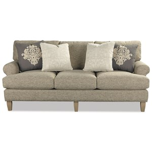 Craftmaster 767350-767450-767550-767650 Sofa (No Nailheads)