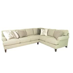 Cozi Life Upholstery 767350-767450-767550-767650 2 Pc Sectional Sofa w/ RAF Corner Sofa