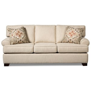 Craftmaster 767750 Queen Sleeper Sofa