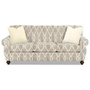 Sleeper Sofa w/ Memory Foam Mattress