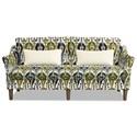 Craftmaster 7691-7692 Sofa w/ Bench Seat - Item Number: 769170-BANDILINO-15