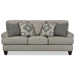 Craftmaster 771350 Queen Sleeper Sofa