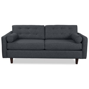 Craftmaster 772150-772250 Stationary Sofa w/ USB Port