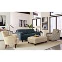 Craftmaster 772150-772250 Mid Century Modern 80