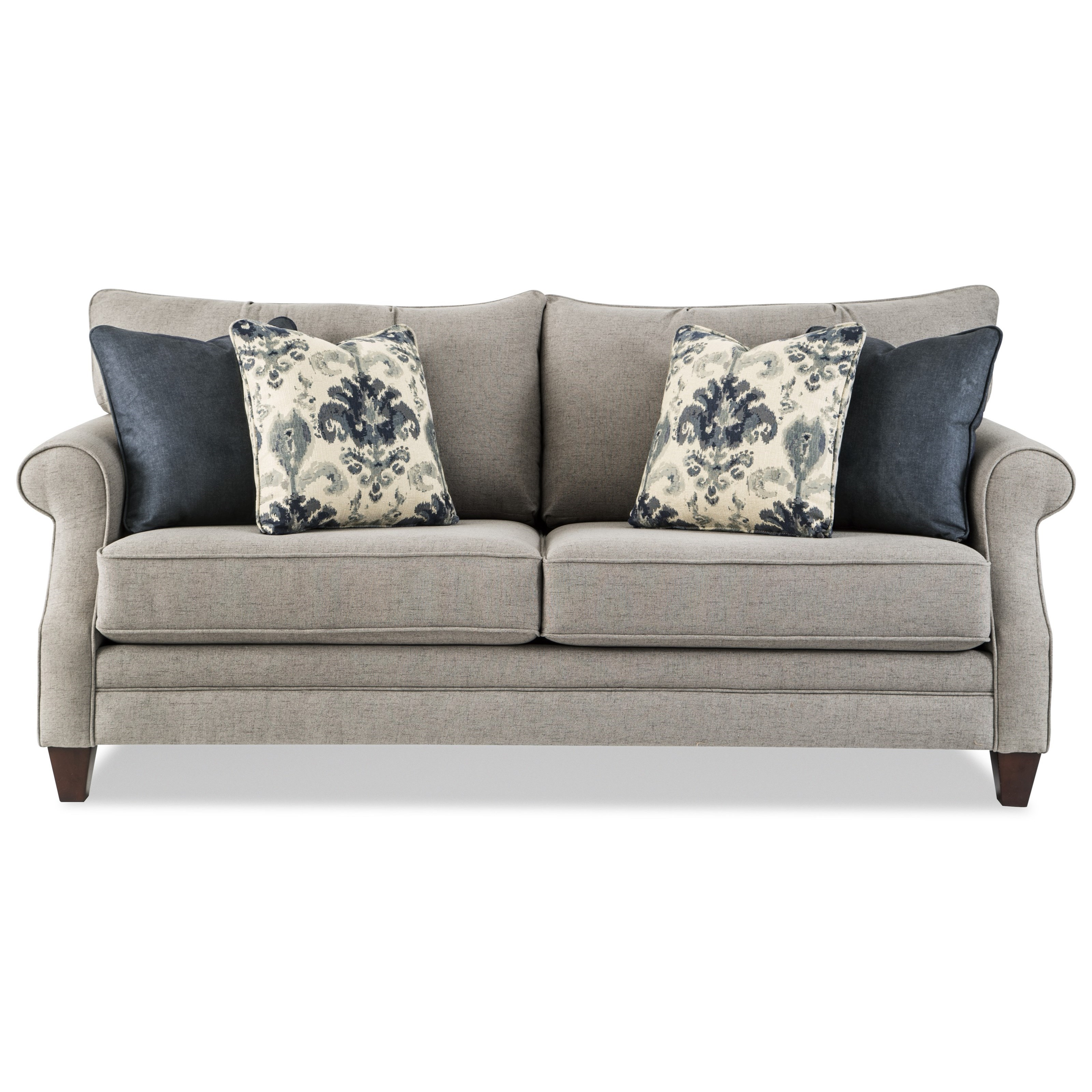 Craftmaster 776850 Transitional Queen Sofa Sleeper With